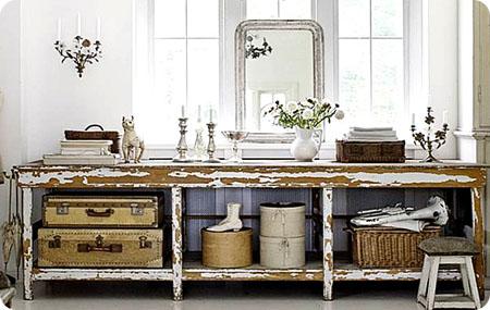 los-basicos-para-la-decoracion-vintage