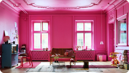 decoracion-de-interiores-en-rosa